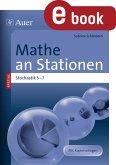 Mathe an Stationen Spezial Stochastik 5-7 (eBook, PDF)