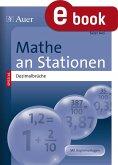 Mathe an Stationen SPEZIAL Dezimalbrüche (eBook, PDF)