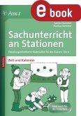 Sachunterricht an Stationen Spezial Zeit&Kalender (eBook, PDF)