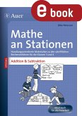 Mathe an Stationen Addition & Subtraktion 3-4 (eBook, PDF)