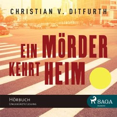 Ein Mörder kehrt heim (ungekürzt) (MP3-Download)