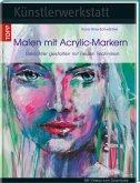 Künstlerwerkstatt: Malen mit Acrylic-Markern
