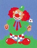 Ravensburger - Clown Beppo Malen nach Zahlen