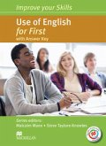 Improve Your Skills for First (FCE): Use of English for First (FCE). Student's Book with MPO and Key