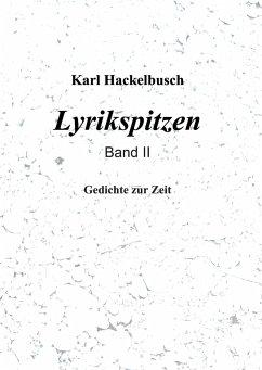 Lyrikspitzen - Band II