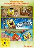 SpongeBob: Die Pest von Wildwest, Wikinger Abenteuer, Spongikus DVD-Box