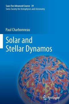 Solar and Stellar Dynamos - Charbonneau, Paul