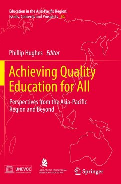 Achieving Quality Education for All
