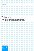Voltaire's Philosophical Dictionary (eBook, ePUB)