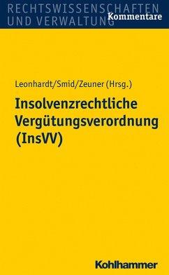 Insolvenzrechtliche Vergütungsverordnung (InsVV) (eBook, ePUB)