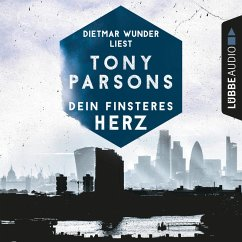 Dein finsteres Herz / Detective Max Wolfe Bd.1 (MP3-Download) - Parsons, Tony