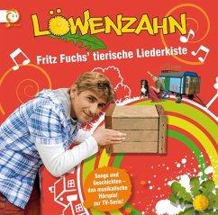 Fritz Fuchs' tierische Liederkiste / Löwenzahn (1 Audio-CD)