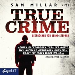 True Crime, 4 Audio-CDs