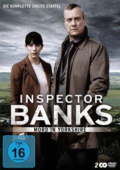 Inspector Banks - Mord in Yorkshire: Die komplette zweite Staffel (2 Discs) - Tompkinson,Stephen/Lowe,Andrea/Catz,Caroline/+