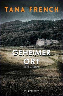 Geheimer Ort / Mordkommission Dublin Bd.5 (eBook, ePUB) - French, Tana
