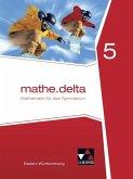mathe.delta 5. Baden-Württemberg