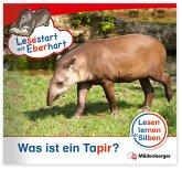 Was ist ein Tapir? / Lesestart mit Eberhart - Lesestufe 3 5