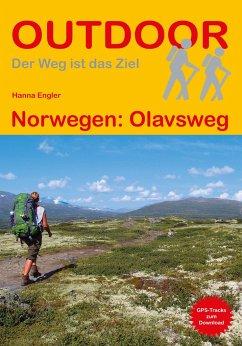 Norwegen: Olavsweg - Engler, Hanna