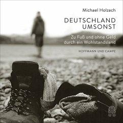 Deutschland umsonst, 5 Audio-CDs