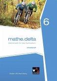 mathe.delta Arbeitsheft 06 Baden-Württemberg