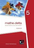 mathe.delta 5 Arbeitsheft Baden-Württemberg