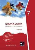 mathe.delta 7 Arbeitsheft Berlin/Brandenburg
