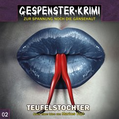 Gespenster-Krimi, Teufelstochter, 1 Audio-CD