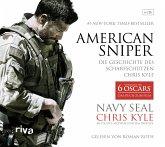 American Sniper, Audio-CD