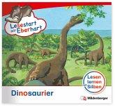 Dinosaurier / Lesestart mit Eberhart - Lesestufe 3 H.5