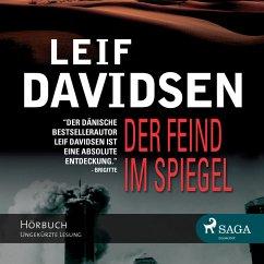 Der Feind im Spiegel (MP3-Download) - Davidsen, Leif