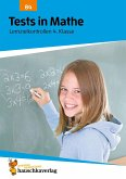 Tests in Mathe - Lernzielkontrollen 4. Klasse