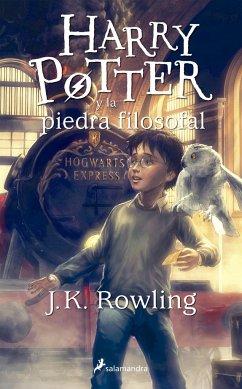 Harry Potter 1 y la piedra filosofal - Rowling, J. K.