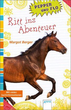Buch-Reihe Pepper und Flo von Margot Berger