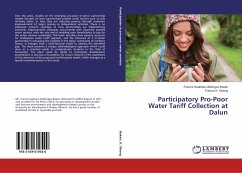 Participatory Pro-Poor Water Tariff Collection at Dalun