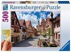 Ravensburger 13607 - Rothenburg ob der Tauber, 500-Teilig Puzzle