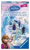 Die Eiskönigin - Völlig unverfroren (Kinderspiel), Auf zum Eispalast!