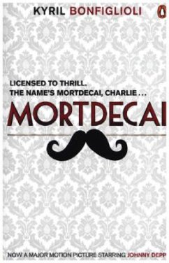 Mortdecai, Film-Tie-In - Bonfiglioli, Kyril