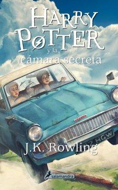 Harry Potter 2 y la cámara secreta - Rowling, J. K.