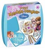 Mini Mandala-Designer Frozen