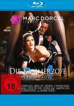 Die Kammerzofe - Claire Castel auf Blu-ray Disc