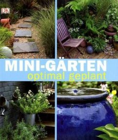 Mini-Gärten optimal geplant (Mängelexemplar)