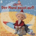 Unser Sandmännchen - Der Mond passt auf, 1 Audio-CD