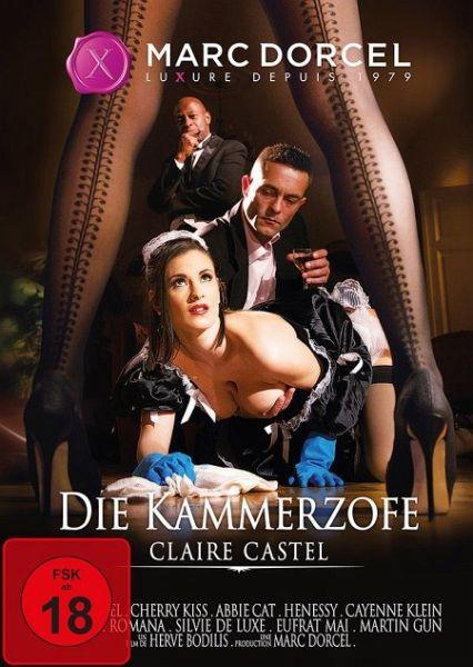 Die Kammerzofe - Claire Castel - Film auf DVD - buecher.de