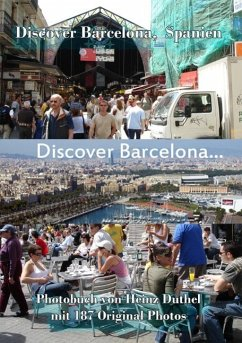 Discover Barcelona, Spanien (eBook, ePUB)
