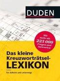 Duden - Das kleine Kreuzworträtsel-Lexikon