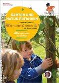 Garten und Natur erfahren mit dem Bilderbuch »Was wächst denn da?« von Gerda Muller