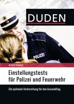 Duden Trainer - Einstellungstests für Polizei u...