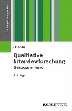 Qualitative Interviewforschung - Kruse, Jan