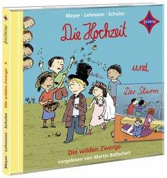 Die Hochzeit - Der Sturm, 1 Audio-CD