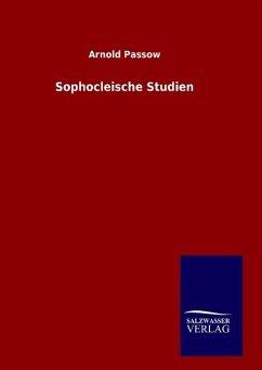 9783846098349 - Passow, Arnold: Sophocleische Studien - Buch